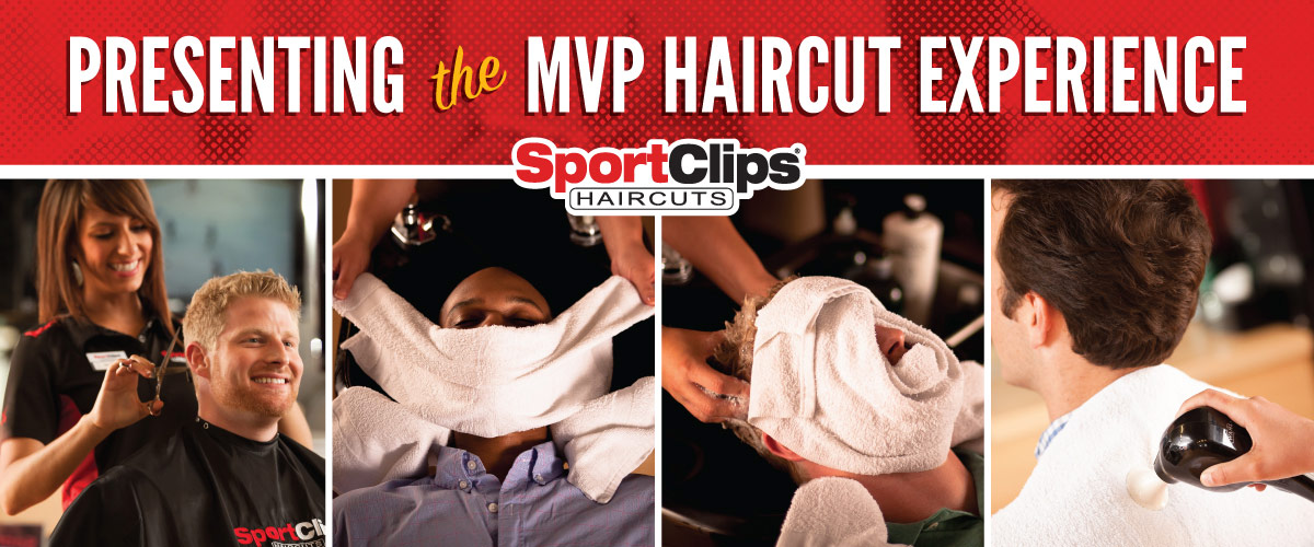 The Sport Clips Haircuts of Round Rock - University Oaks MVP Haircut Experience